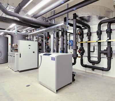 K&S Sanitär- & Heizungen | Heizungsanlage| Parallax_Mobil
