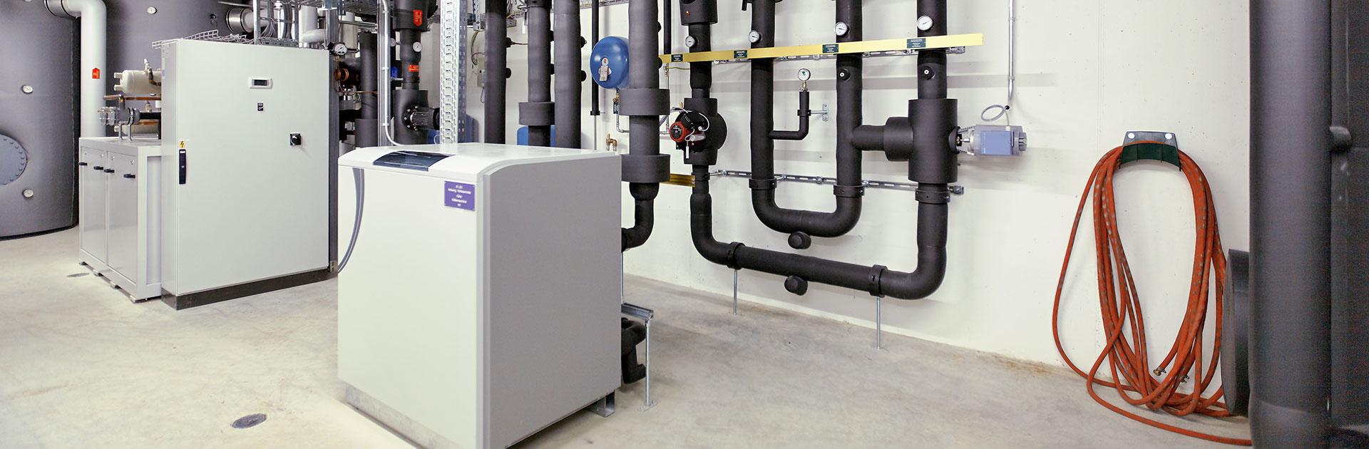 K&S Sanitär- & Heizungen | Heizungsanlage| Parallax